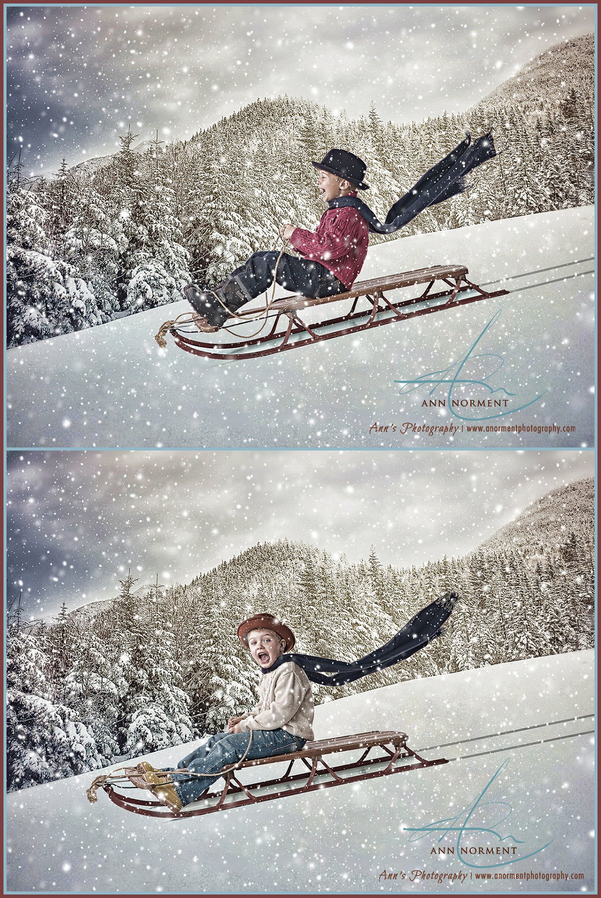 Family portraits - Luca & Dean - Ann's Photography