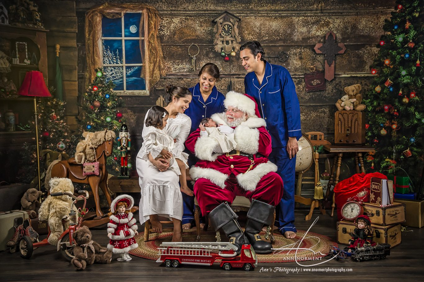 Santa Sessions, Santas Magical Gift