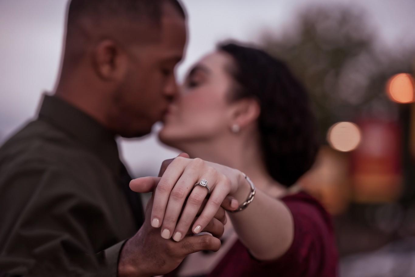 Engagement Photos Charlotte NC