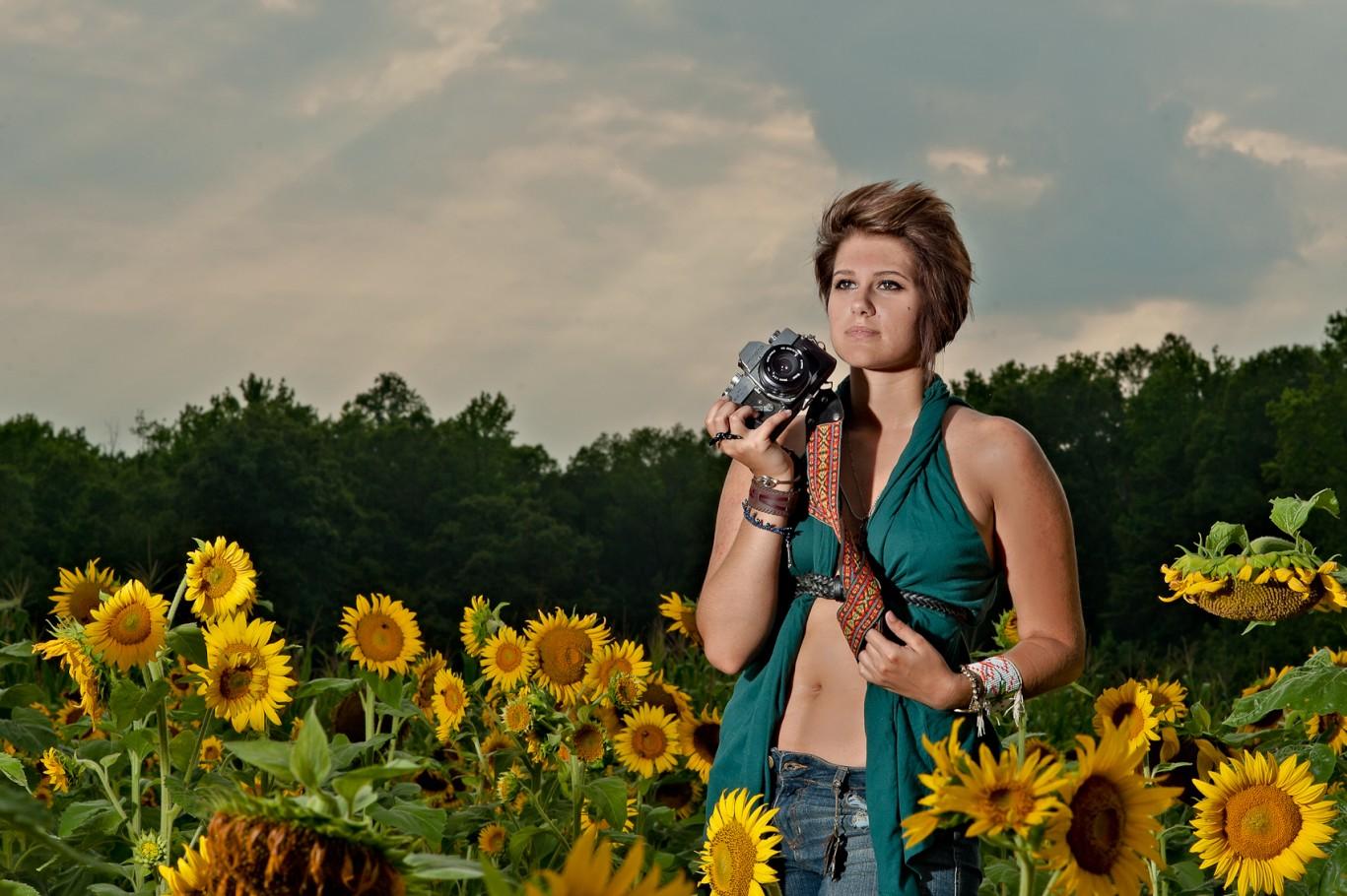 Senior Photography Charlotte NC