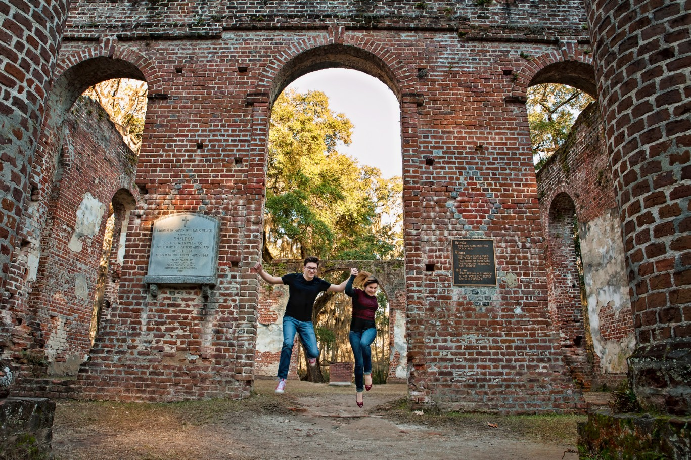 Engagement Photos Charlotte NC