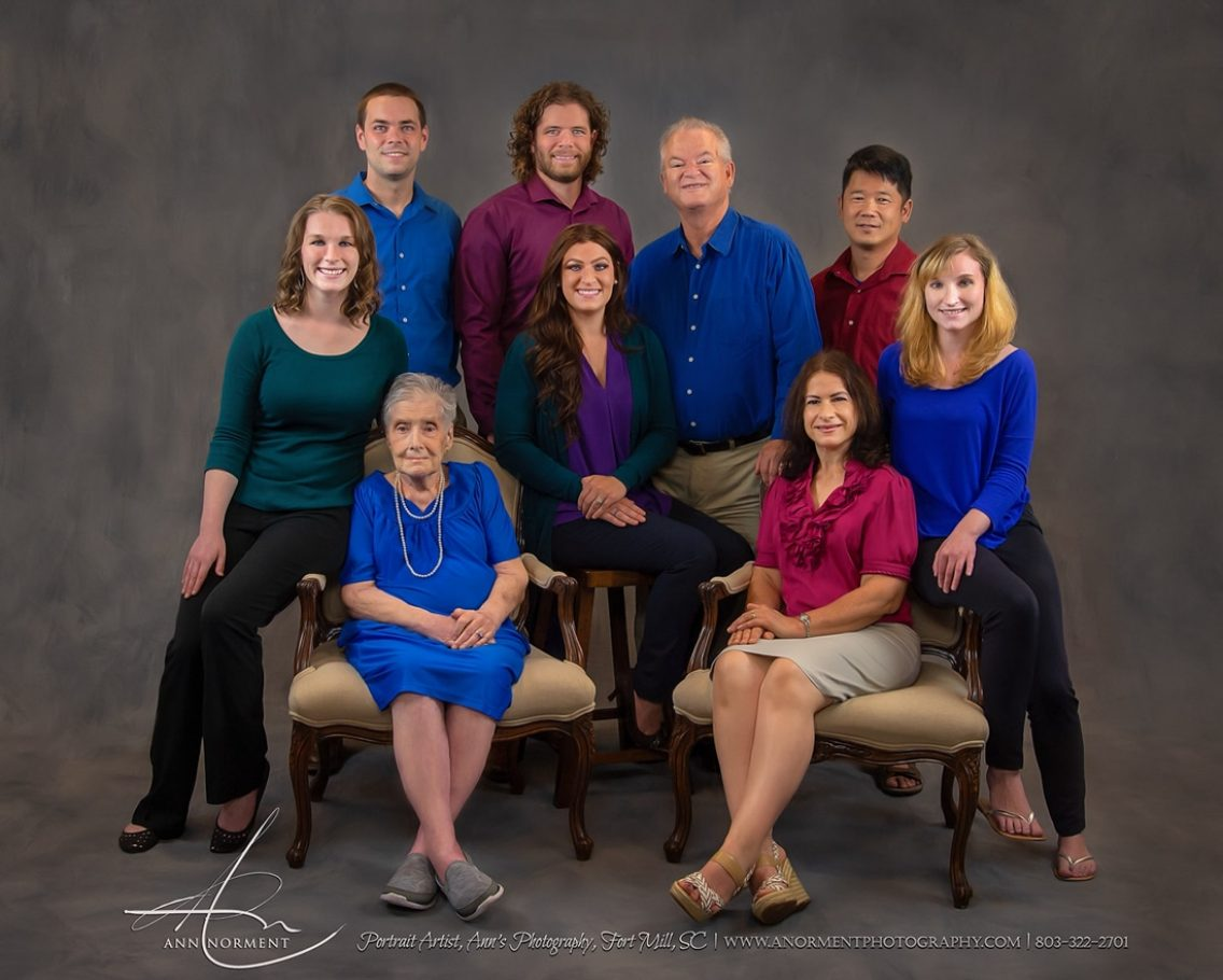 Family Portraits, Charlotte NC, Fort Mill SC, Waxhaw NC
