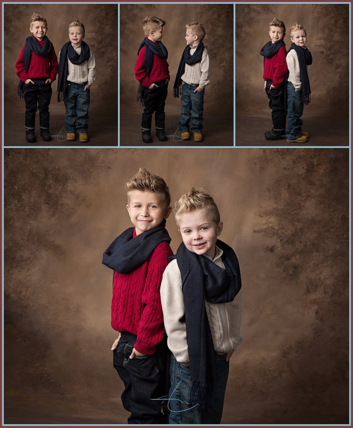 Family portraits - Luca & Dean - Ann's Photography