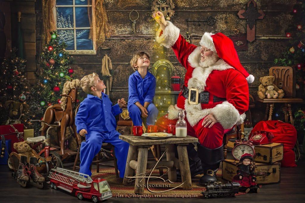 Santa Portraits