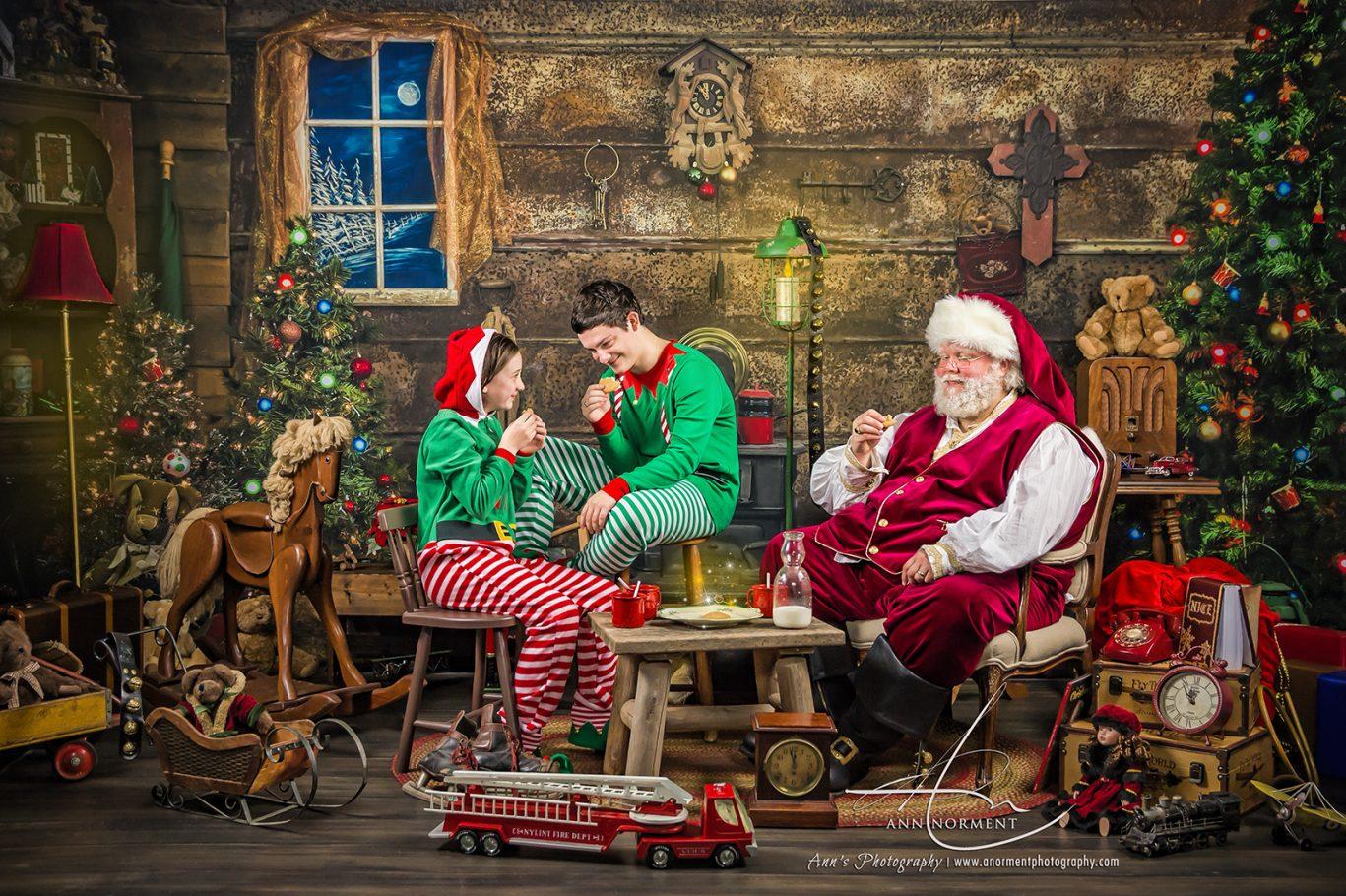 Santa Sessions, Santas Magical Gift