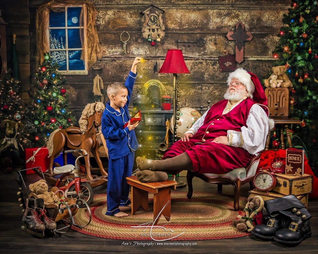 Santa's Magical Experience