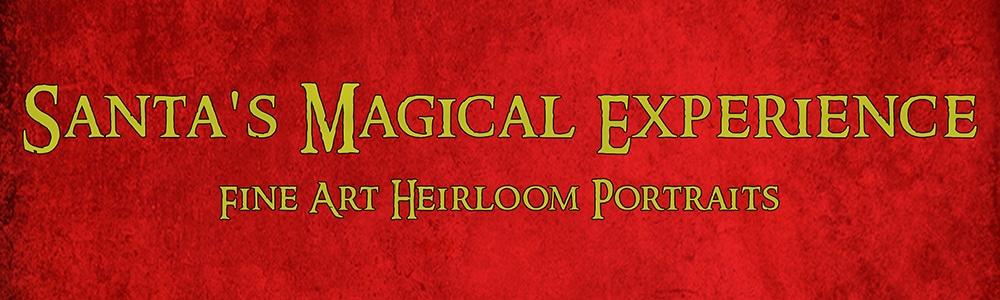 Santa's Magical Experience Order Deposit