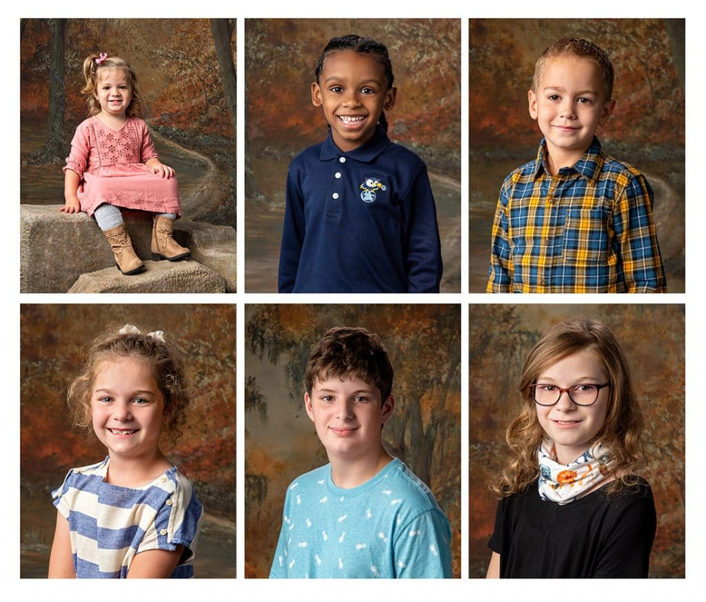 Back to School Portraits only $49.99!