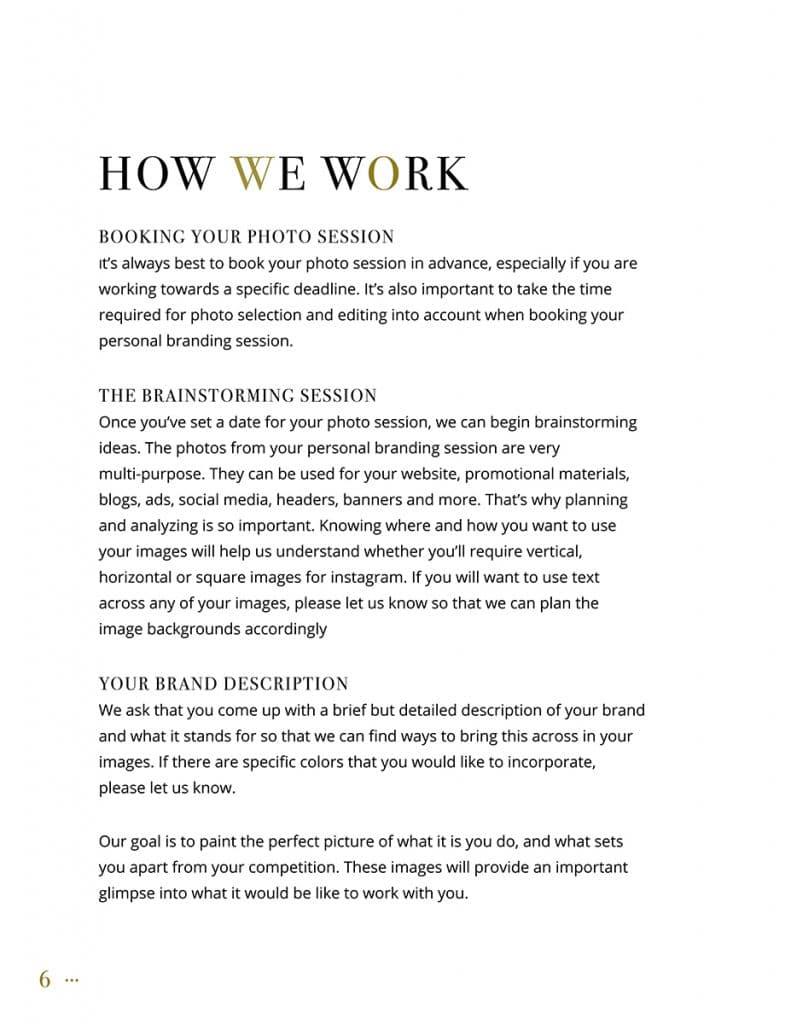 Personal Branding/Headshots